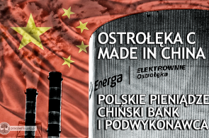 Ostrołęka C made in China